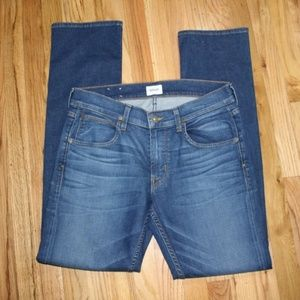 Hudson Byron Straight Leg Jean Mens Size 32 EUC
